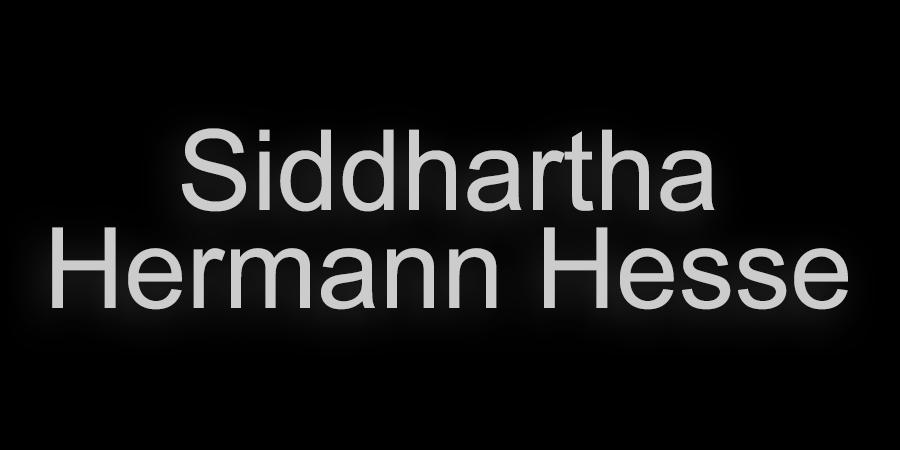 Siddhartha Hörbuch von Hermann Hesse